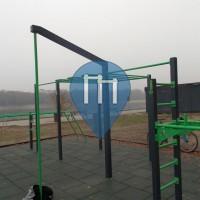 Warsaw - Street Workout Park - Free60