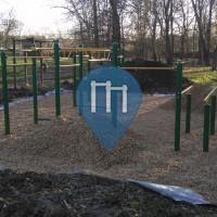 Chilly-Mazarin - Calisthenics Park - BodyBoomers