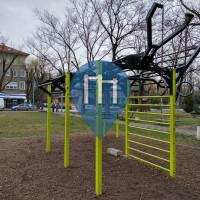 "Plovdiv - Outdoor Fitness Corner - ul. ""Vasil Ihchiev"""