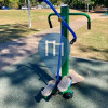 Barra per trazioni all'aperto - Brisbane - Outdoor Gym Yeronga Memorial Park