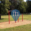 Nuremberg - Outdoor Pull Up Bars - Cramer-Klett Park