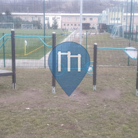 Meißen - Calisthenics Facility - Spiel- und Jugendplatz Goethestraße