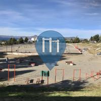 San Carlos de Bariloche - Parc Street Workout - Calisthenics Park Bariloche (Velódromo)
