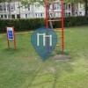 Портсмут - Воркаут площадка - Mountbatten Centre
