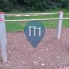 Hennef (Sieg) - Calisthenics Park - Kurpark