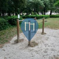 Montpellier - 户外单杠 - Cité Universitaire Boutonnet