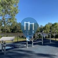 Parc Street Workout - Brisbane - Outdoor Gym Jindalee Boat Park