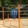 Szczytno - Street Workout Park - Centrum Zabaw i Aktywnej Rekreacji
