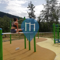 Outdoor Gym - Bourg-Saint-Maurice - Outdoor Fitness Bourg-Saint-Maurice