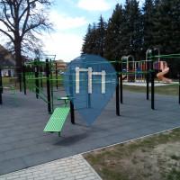 徒手健身公园 - 倫蒂 - Lenti - center