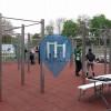 Giessen - Воркаут площадка - Stadtpark Wieseckaue