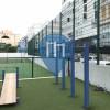 Турник / турники - Ницца - Complexe Sportif Thérèse Roméo