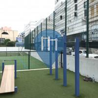 Parc Musculation - Nice - Complexe Sportif Thérèse Roméo