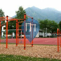 Marquartstein - Calisthenics Park - Achental Realschule