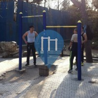 Peking - Outdoor-Fitnessstudio - Ritan Park