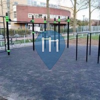 Utrecht - Parc Street Workout - Barmania.Pro