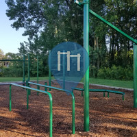 Outdoor Pull Up Bars - Westmont - Bodyweight Fitness Ty Warner Park
