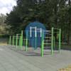 Katowice - Calisthenics Park - Szkoła Podstawowa nr 65