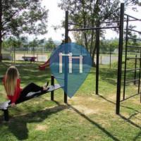 Novi Marof - Ginásio ao ar livre - Sportski Park