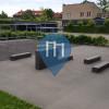 Charlottenlund - Parkour Park - Det Grå Pakhus