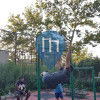 Brooklyn, NY - Outdoor Pull Up Bars - Lindower Park