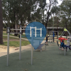 徒手健身公园 - Pinjarra - Bodyweight Workout Cantwell Park - Pinjarra