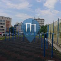 "Nesebar - Calisthenics Park - ul. ""Ivan Vazov"""