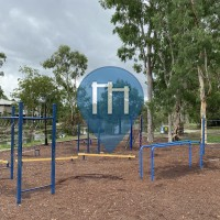 Воркаут площадка - Брисбен - Calisthenics Equipment Lakeside Crescent Park