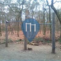 Bauschheim - Fitness Trail - Bauschheimer Wald