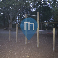 Public Pull Up Bars - Liesing - Outdoor Gym Oelzeltpark