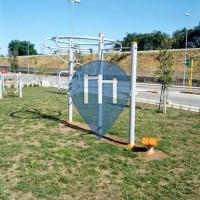 Альтамура - Спортивный комплекс под открытым небом - Area sportiva comunale