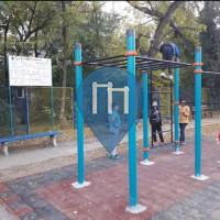 Parque Calistenia - Bârlad - Street Workout Park Bârlad