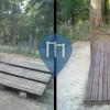 Lisboa - Gimnasio al aire libre - Parque Ecológico de Monsanto