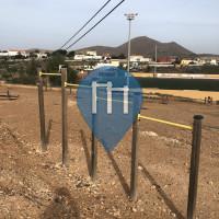 Туйнехе - уличных спорт площадка - Circuito Gimnastico