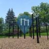 Parque Calistenia - Nové Město nad Metují - Workout Jiraskovy sady