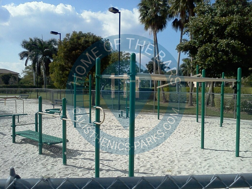 Miramar (FL) United States  city photos gallery : Miramar Florida Outdoor Exercise Park United States Spot