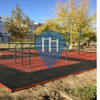 Sânnicolau Mare - Calisthenics Park - Parcul Copiilor