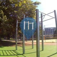 Klagenfurt - Calishenics Park - Europa Park