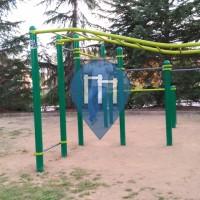 Santa Maria de Palautordera - Воркаут площадка - Parc de Pau Casals