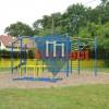 Teplice - Street Workout Park - Zamecka Zahrada