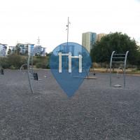 Las Palmas - Outdoor Fitness Park - Parque Deportivo La Ballena - Denfit