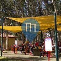 Ramat Gan - Outdoor Gym - Ha-Park HaLeumi מדינת ישראל