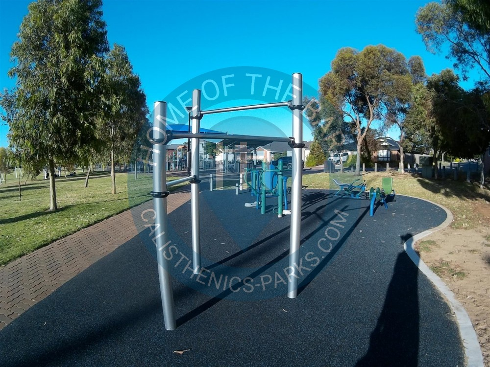 Adelaide public workout station vickers vimy reserve