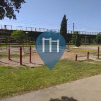 Jerez de la Frontera - Outdoor Exercise Gym - Calle César Vallejo