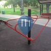 Ra'anana - Outdoor Exercise Gym - Derech HaPark