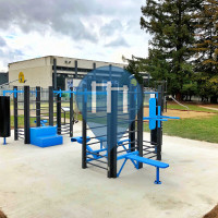 Outdoor Pull Up Bars - Vernon - Aire de fitness AirFit