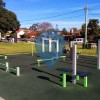 Sydney - Outdoor Gym - Queens Park