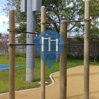 基韋斯特 - 户外运动健身房 - Nelson English Park
