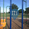 Midland (Texas) - Outdoor Fitness Playground - Bluebird Park