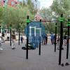 Андерлехт - уличных спорт площадка - Peterbos
